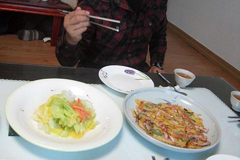韓国伝統家庭料理